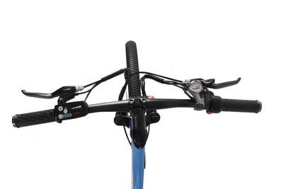X-Treme Trail Climber Elite Max 36 Volt Step-Through Electric Mountain Bicycle Handlebar