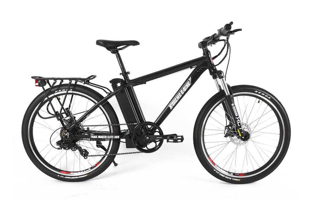 X-Treme Trail Maker Elite Max 36 Volt Mountain Electric Bike