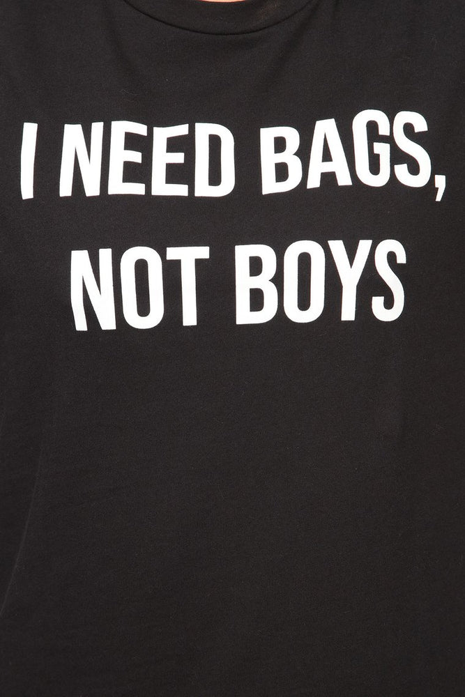I Need Bags Mini Dress