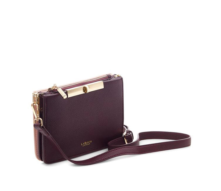 Fiona Vegan Cross Body Bag-Preorder - Axariya's Closet
