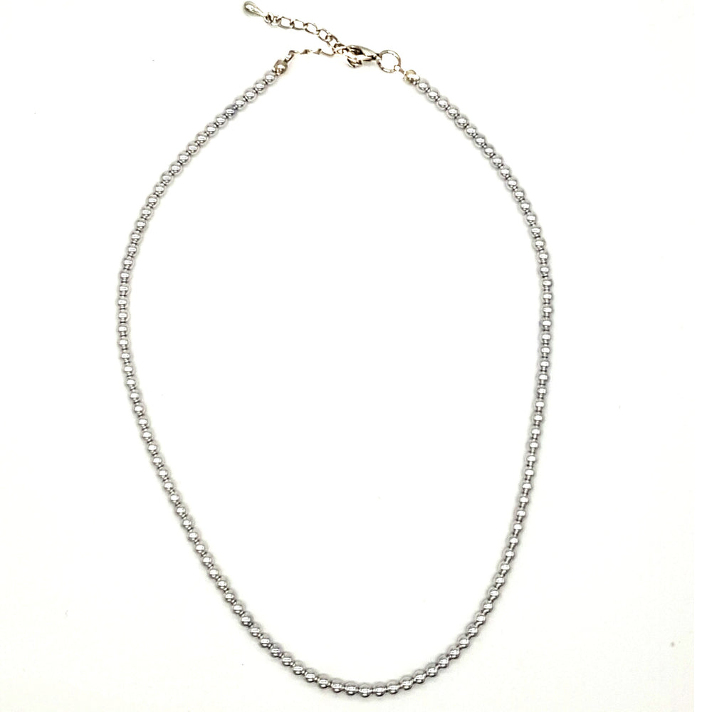 Ball Bold Necklace - Axariya's Closet