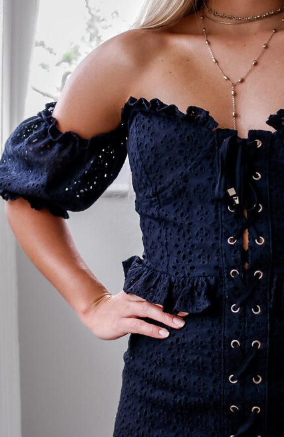 Ciao Bella Corset Dress