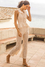 Parisian Chic Jumpsuit