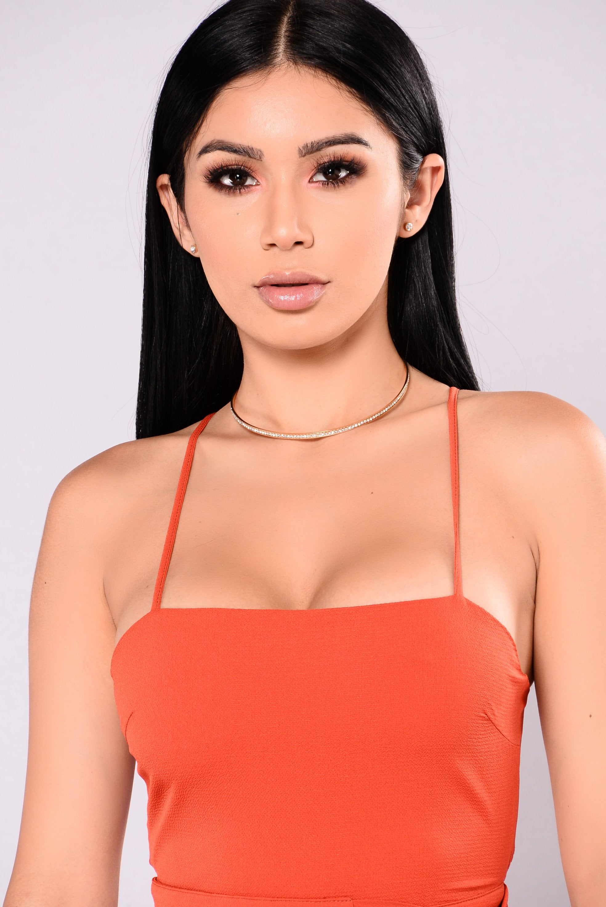Leilani Choker And Earrings Set