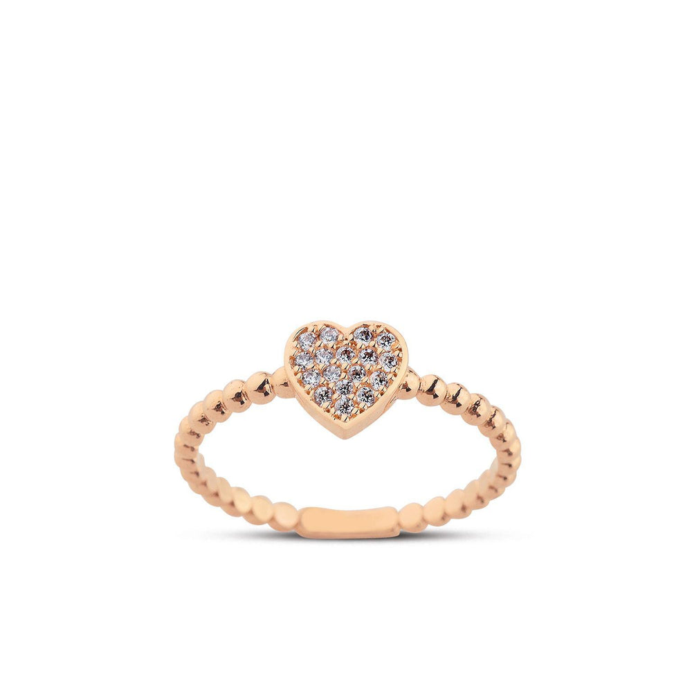 The One 14K Rose Gold - Axariya's Closet