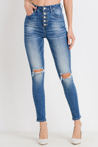 Tampa Distressed Jeans