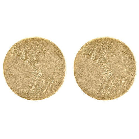 Sheila Fajl Blair Earrings in Gold