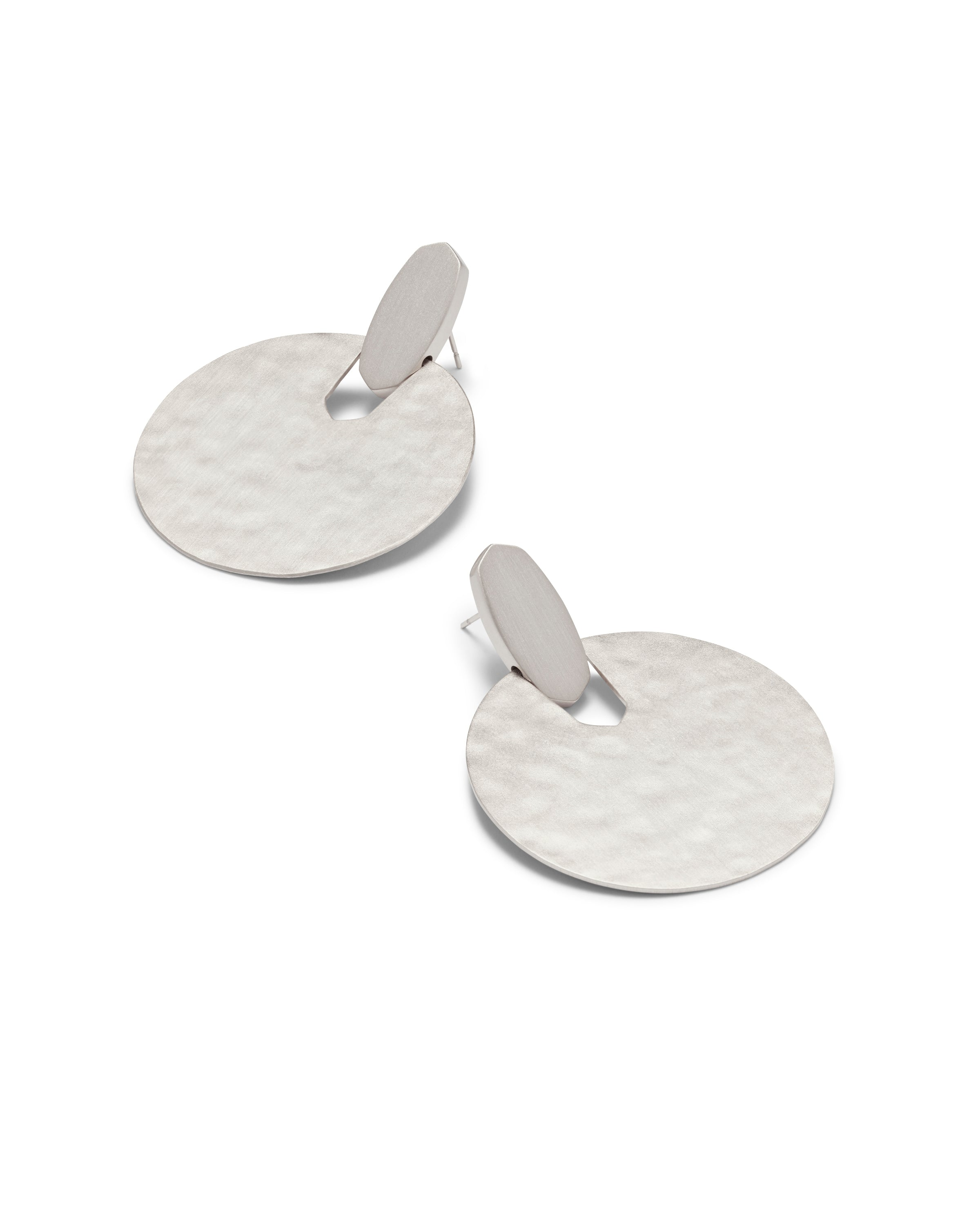 Kendra Scott Didi Earring in Rhodium Metal