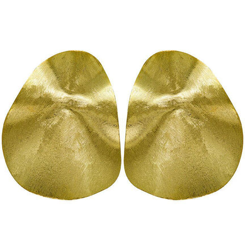 Sheila Fajl Ilha Stud Earring in Gold
