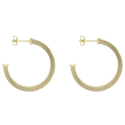 Sheila Fajl Elise Hoop Earrings