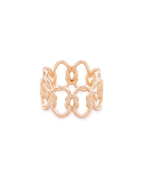 Kendra Scott Fallyn Band Ring in Rose Gold