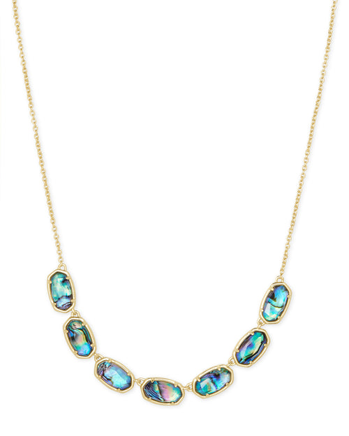 Kendra Scott Kendra Scott Grayson Necklace in Abalone Shell
