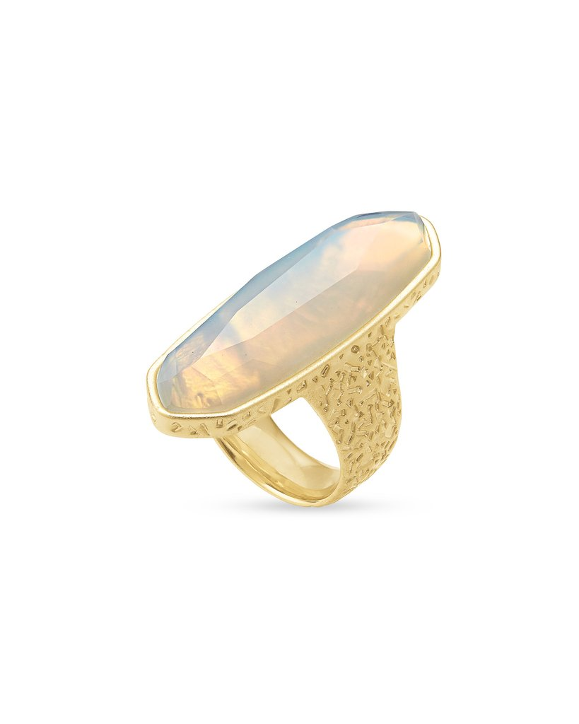 Kendra Scott Layla Cocktail Ring in Opalite Illusion