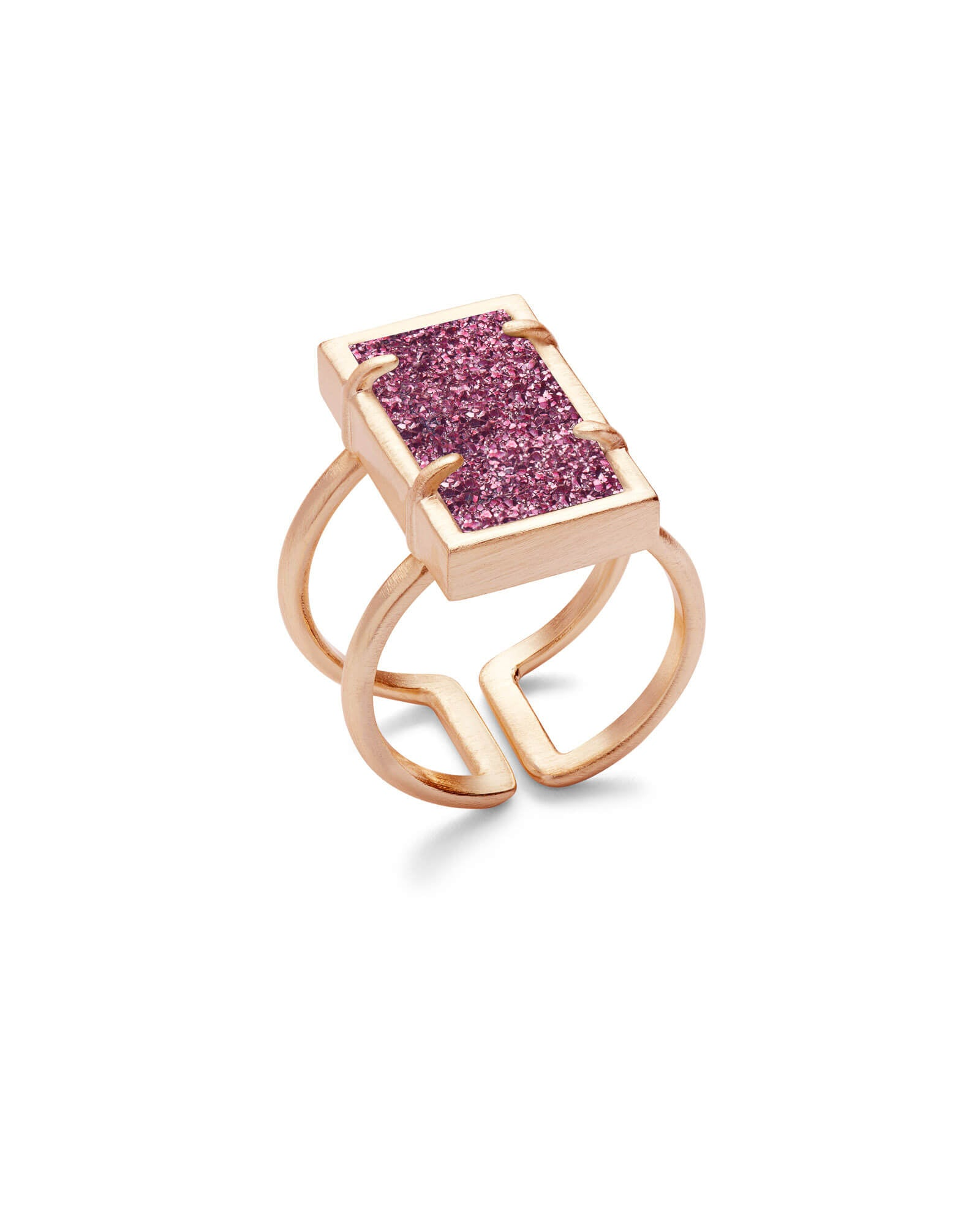 Kendra Scott Lennox Ring In Rose Gold