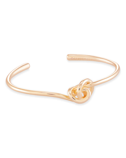 Kendra Scott Presleigh Cuff Bracelet In Rose Gold