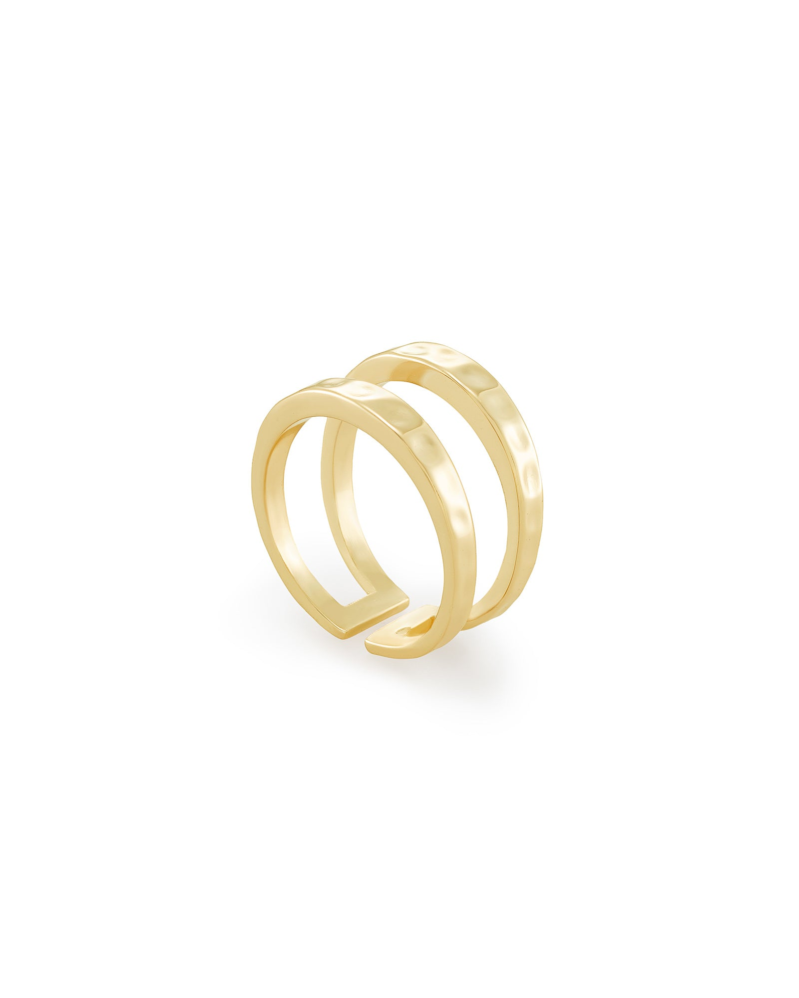 Kendra Scott Zorte Double Band Ring