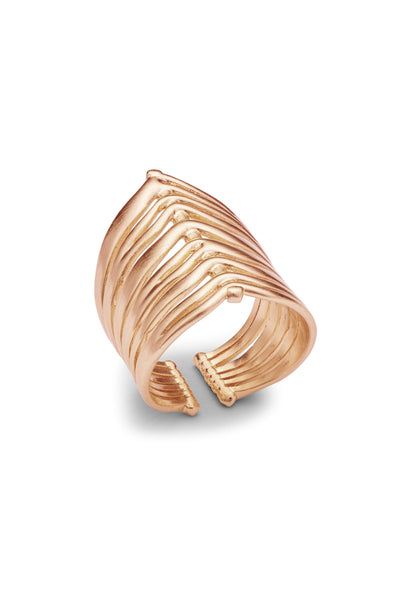 Kendra Scott Liv Ring in Rose Gold