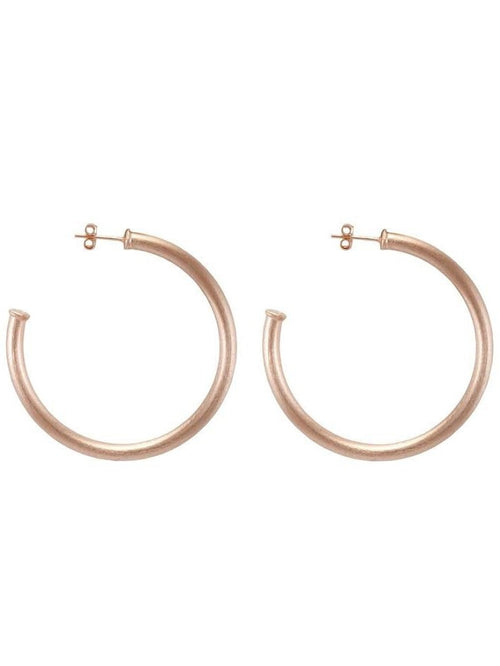 Sheila Fajl Petite Everybody's Favorite Hoops in Rose Gold