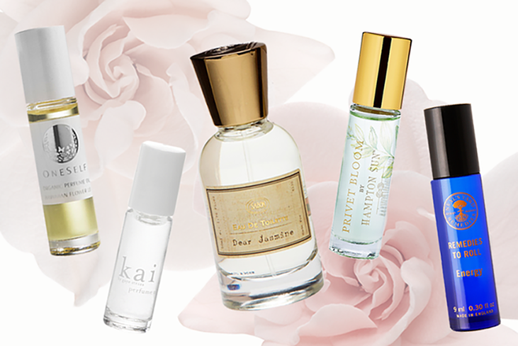 summer natural perfumes fragrances