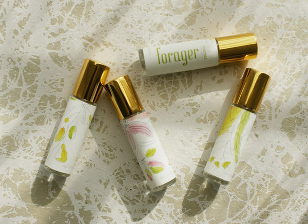 Forager Natural Perfume Collection