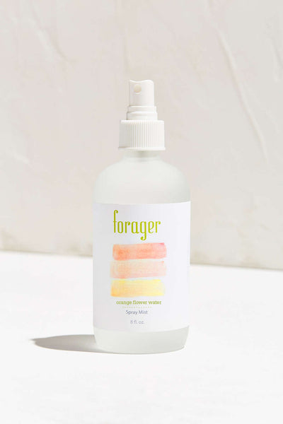 Orange Flower Water - Natural Organic Hydrating Mist