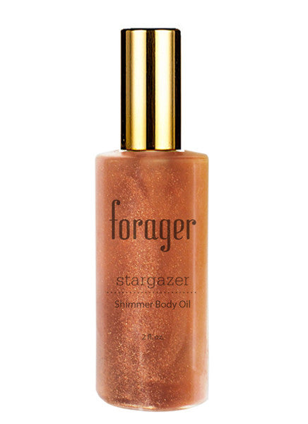 Stargazer Shimmer Oil - Natural Organic Body Oil