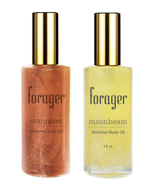 Shimmer Fragrance Body Oil - Gift Set