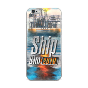 Ship Sim 2019 iPhone Case