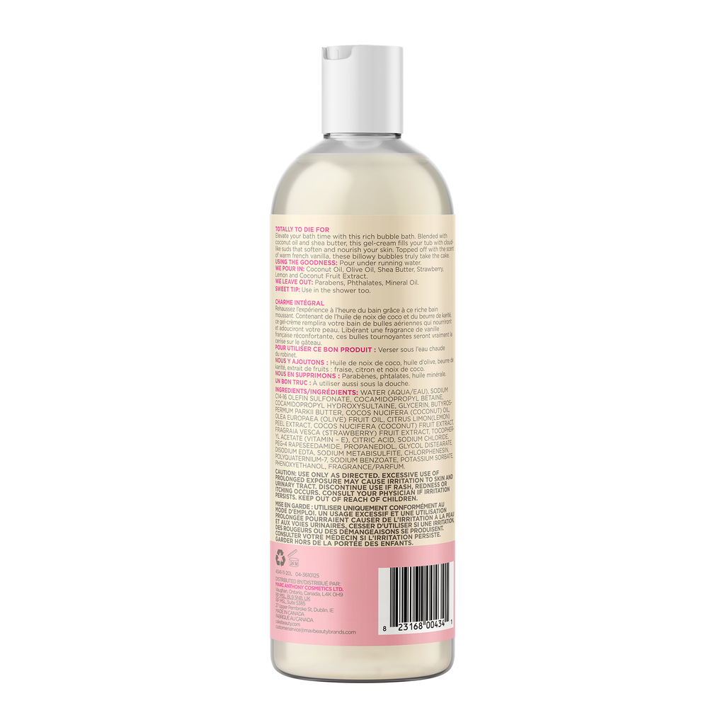 Heavy Cream    Bubble Bath, 473 mL