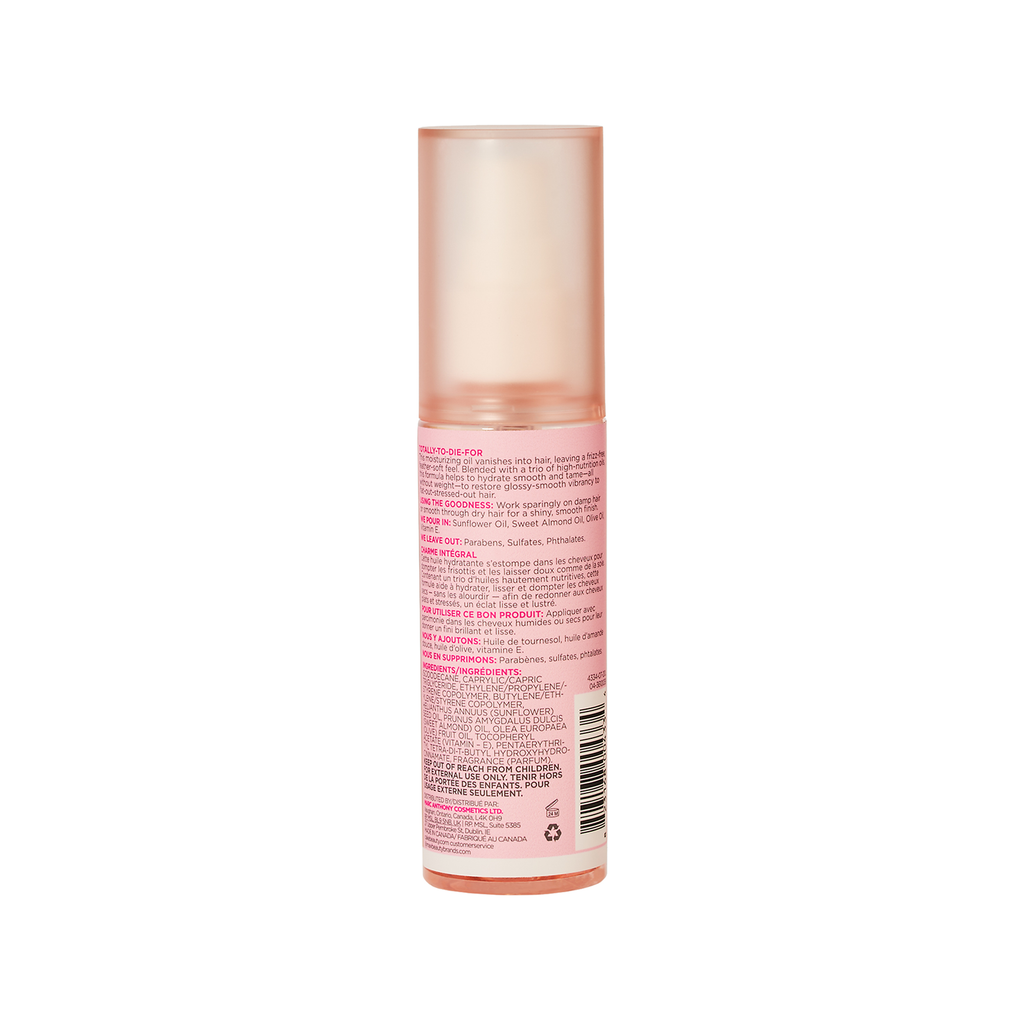 The Soft Touch   Deep Restore Oil 60mL