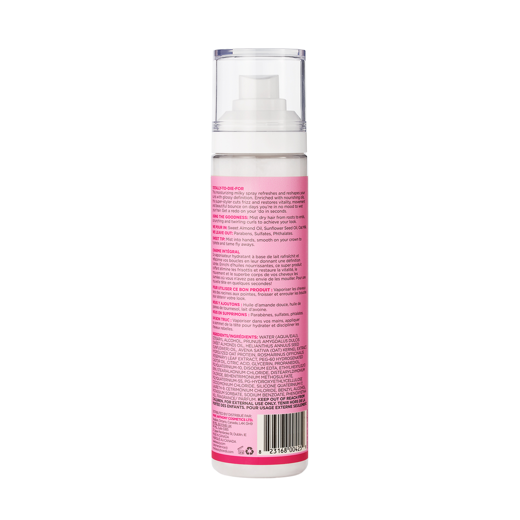 The Working Curl  Curl Reviving Spray 150 mL