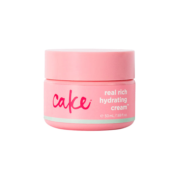 Real Rich Hydrating Cream  Emollient Cream, 50 mL