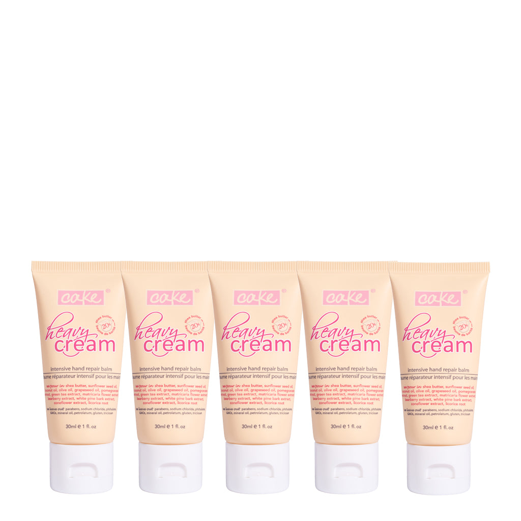 Heavy Cream <BR> Intensive Hand Repair Balm Bundle