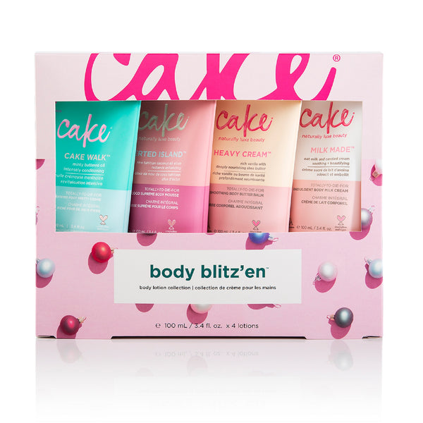 Body Blitzen  Holiday Bundle