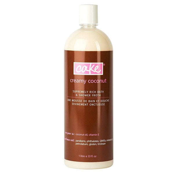 Creamy Coconut<BR> Bath & Shower Froth - 1L | 33fl.oz