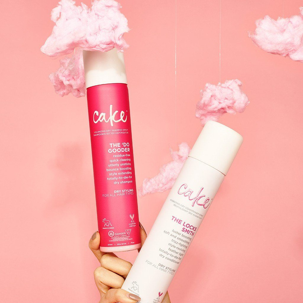Hair - Second Day Stars<BR> Dry Shampoo + Dry Conditioner Set