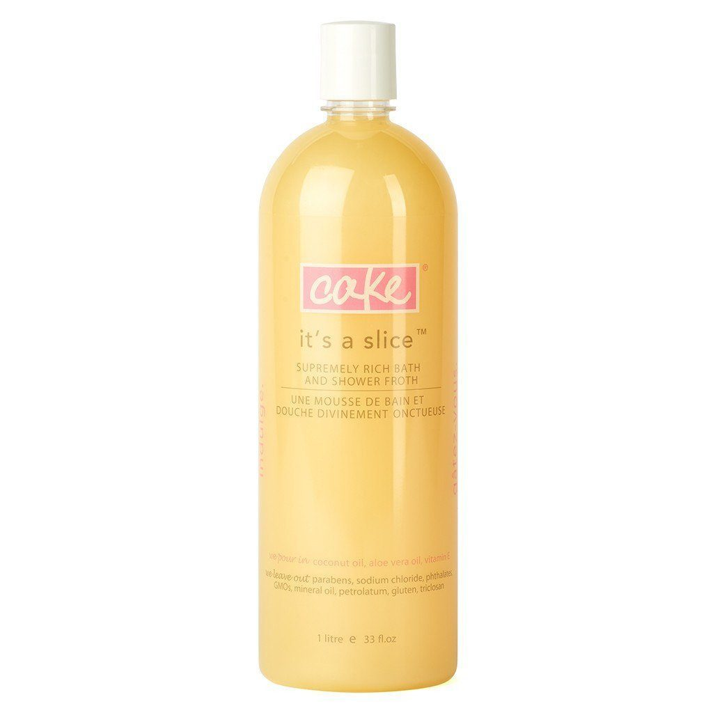 It's A Slice<BR> Bath & Shower Froth - 1L | 33fl.oz