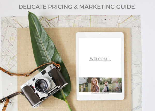 Delicate Pricing & Marketing Guide