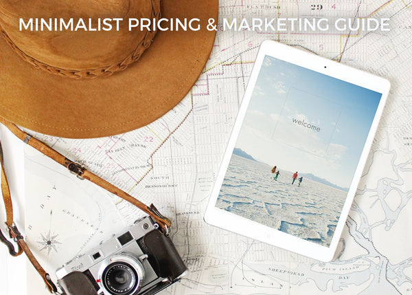 Minimalist Pricing & Marketing Guide