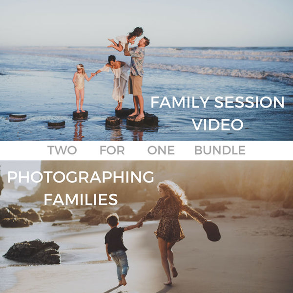 Family session videos- TWO FOR ONE BUNDLE!