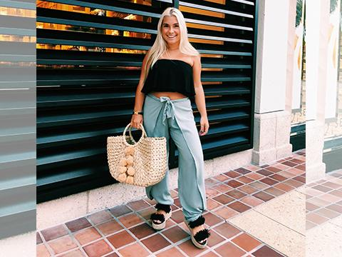My favorite pant ever.... - Guest Blogger Bella Dimeo