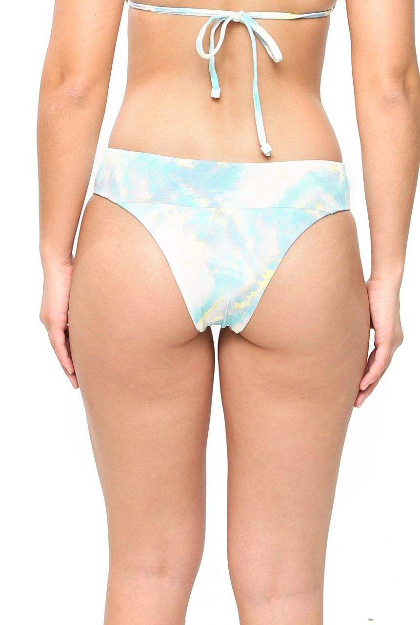 Fiji Bottom - Emerald Tie Dye - Shore