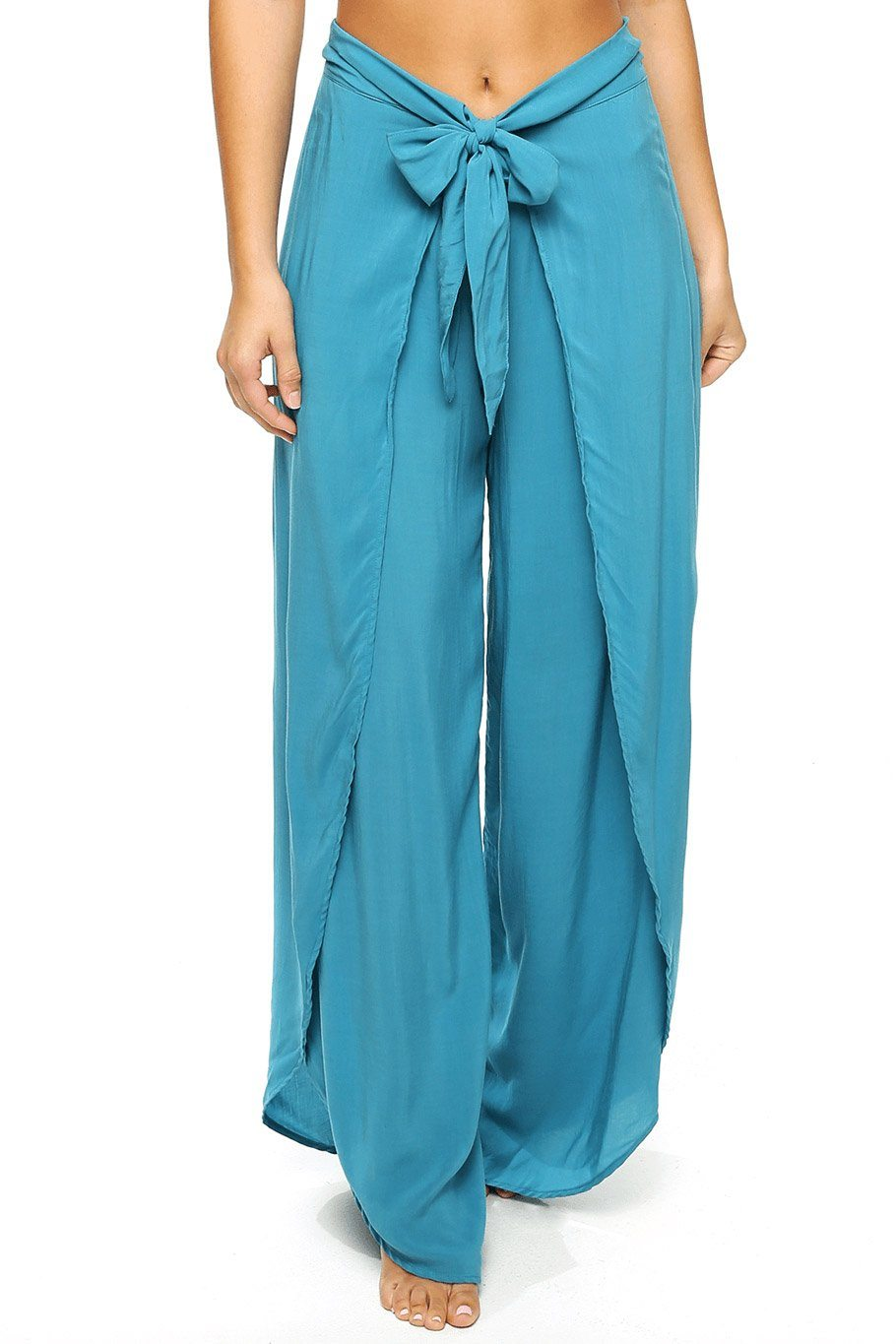 Bella Beach Pant - Teal - Shore