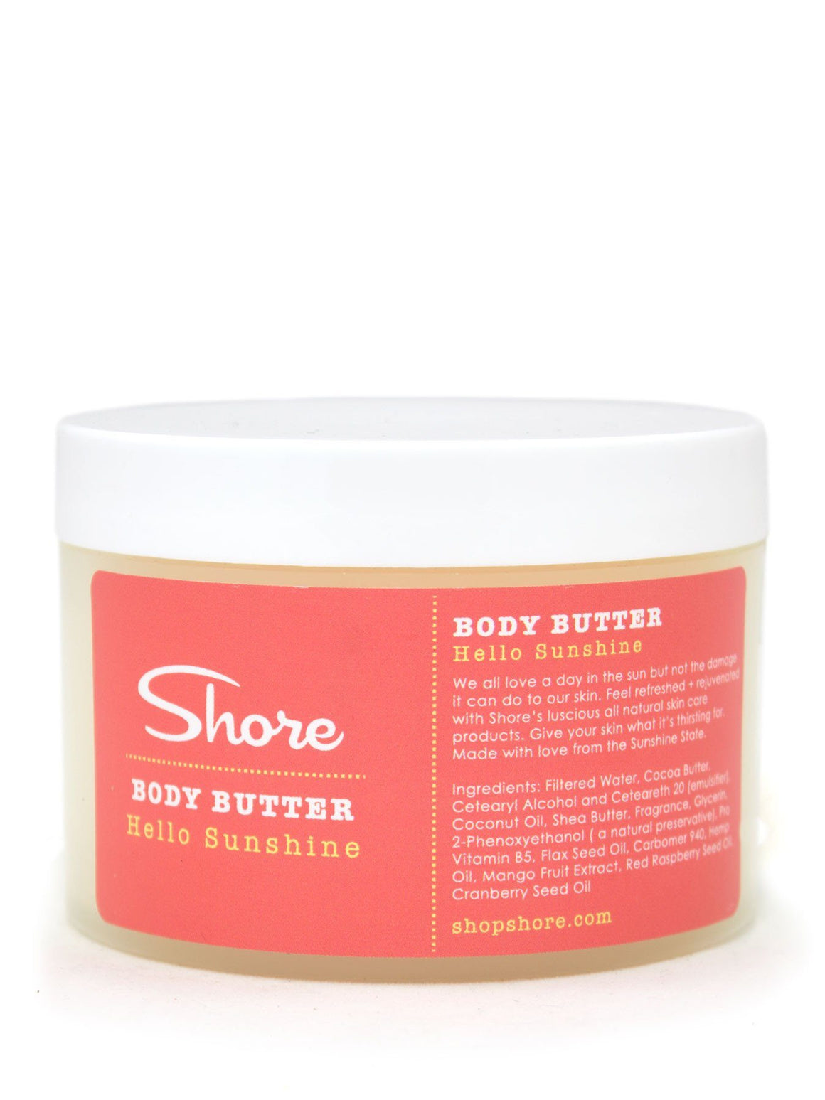 Hello Sunshine Body Butter