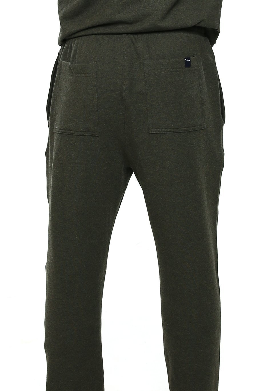 Long Beach Fleece Jogger - Forest - Shore