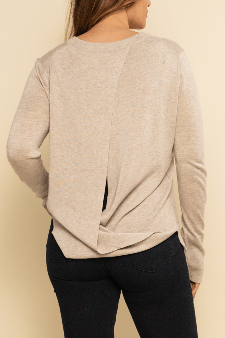 Jackson Hole Sweater - Oatmeal - Shore