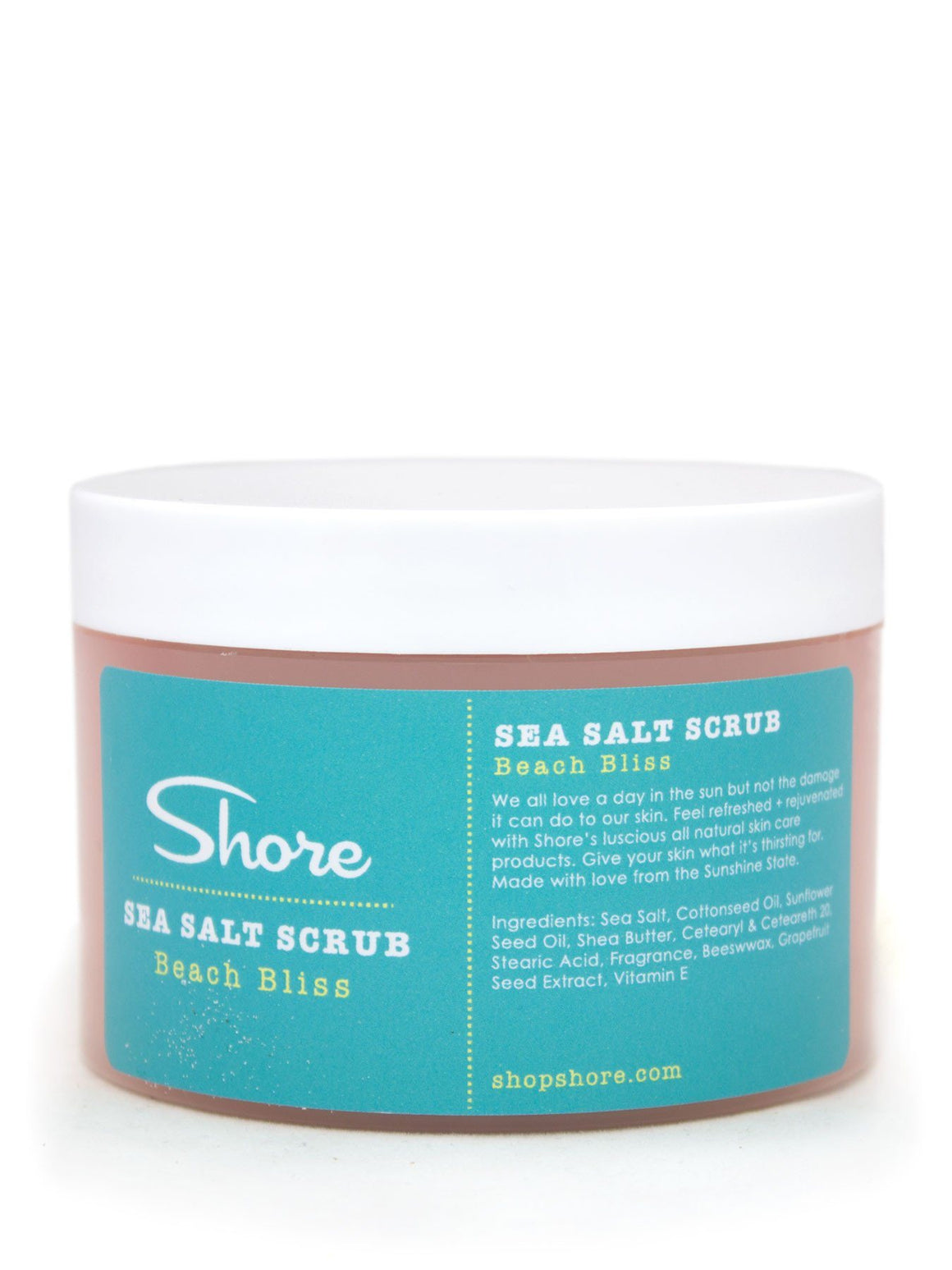 Beach Bliss Sea Salt Scrub