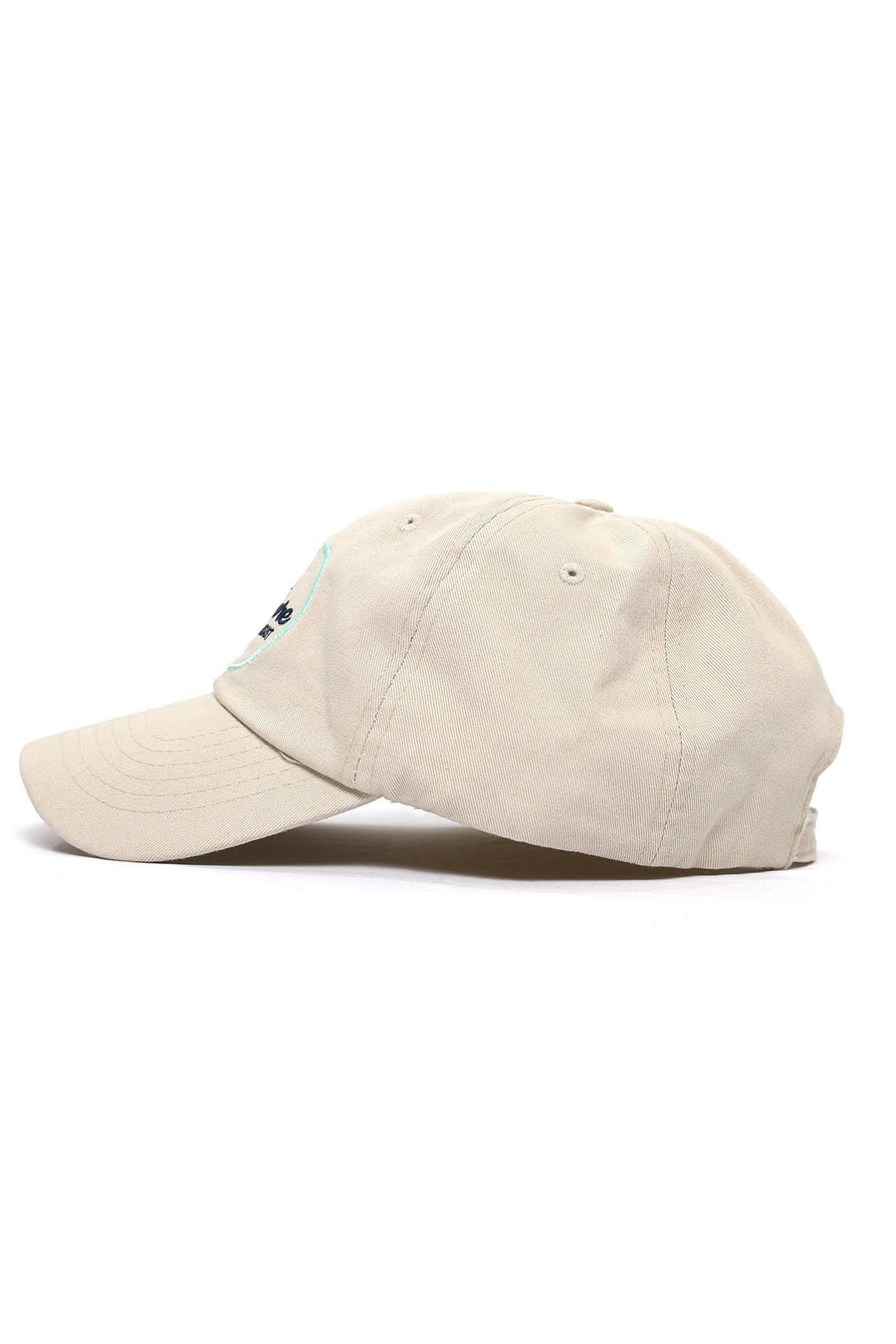 Coast to Coast Embroidered Cap - Khaki - Shore