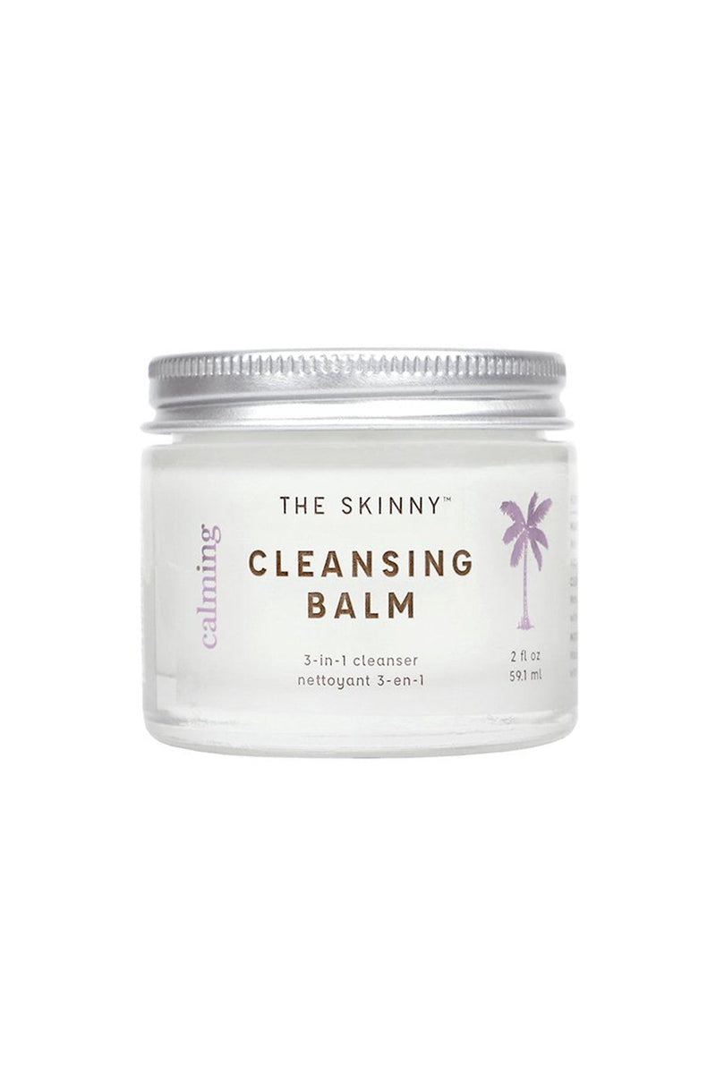 The Skinny Calming Cleansing Balm 3-in-1 Cleanser - Shore