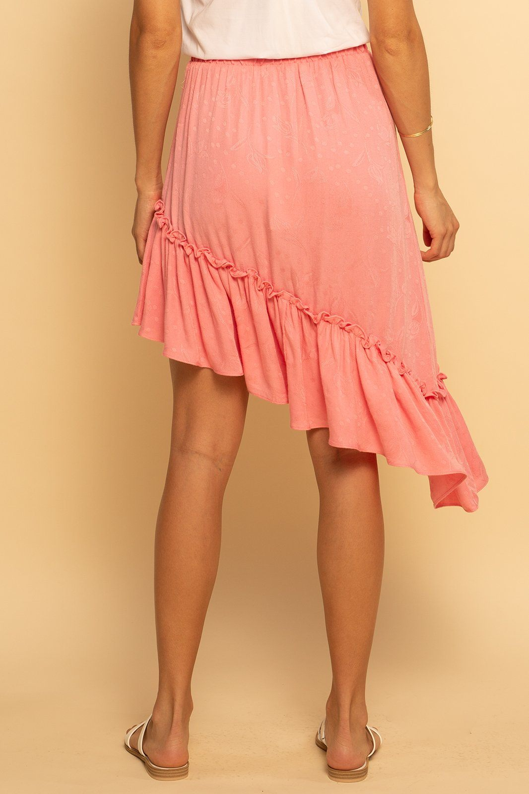 Abacos Skirt - Bubblegum - Shore